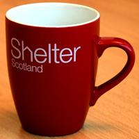 Shelter Scotland Mug